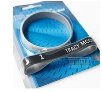 Free shipping genuine silicone wristbands Spurs  No. 1 Tracy McGrady wristbands