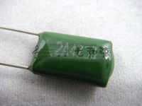 Electric guitar potentiometer capacitor electric bass button capacitor 0.047