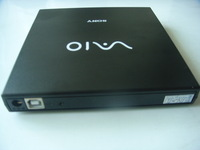 2013 new arrival HOT sale USB2.0 external slim optical drive CD-RW VCD-RW DVD-ROM on sale 3 years warranty free shipping