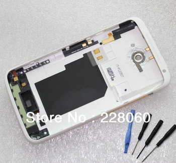 ORIGINAL HOUSING FACEPLATE CASE BACK COVER SHELL FOR  One XL WHITE