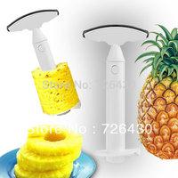 Free Shipping Fruit Pineapple Corer Slicer Easy Kitchen Tool Fruit Cutter Peeler