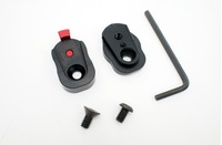 kamerar QR-Mini quick release plate for kamerar tank or other DSRL accessories free shipping