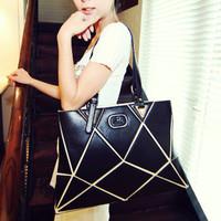 Cat bag 2013 bag fashion personality patchwork shoulder bag female bags m18-010
