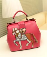 New arrival 2013 bag vintage cartoon small bag handbag cross-body women's one shoulder handbag small messenger bag