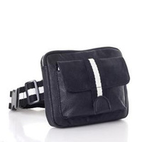 Male waist pack casual mobile phone bag small wallet fashion cigarette personalized summer debris bag carry man bag