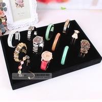 Pavans plaid 12 bracelet set bracelet display rack watch display box storage box jewelry holder
