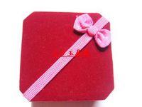 Exquisite flannelet bracelet packaging box watch box bracelet box bracelet box