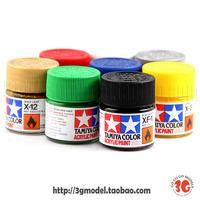 Tamiya tools paint pigment model x series water-based paint x1-x28