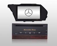 Benz GLK DVD GPS Touch Screen High Resolution LCD TFT;VCD/SVCD/CD/MP3/MP4/USB/SD-CARD/ MPEG4/HD CD/CD-R/ CD-RW