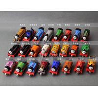 5 pcs/lot Thomas & Friends Alloy diecast magnetic mini train children toy