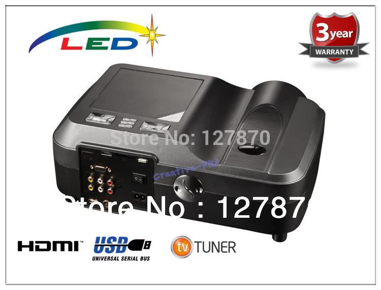 [해외]높은 해상도 1024x768 픽셀은 HDMI VGA의 USB MMC 슬롯..