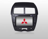 Mitsubishi ASX DVD GPS Touch Screen High Resolution LCD TFT;VCD/SVCD/CD/MP3/MP4/USB/SD-CARD/ MPEG4/HD CD/CD-R
