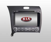 Kia K3 DVD GPS Touch Screen High Resolution LCD TFT;VCD/SVCD/CD/MP3/MP4/USB/SD-CARD/ MPEG4/HD CD/CD-R