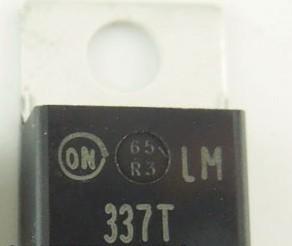 100% NEW 1.5 A, Adjustable Output, Negative Voltage Regulator IC ( LM337TG )(China (Mainland))