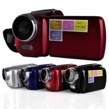 12MP 720P HD Digital Video Camera with 4 x Digital Zoom, 1.8 LCD Screen Mini DV Digital Camcorder DA0471-4 25(China (Mainland))