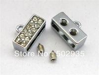 Wholesale 50pcs Fit 10mm bands DIY Accessories Connector Charms