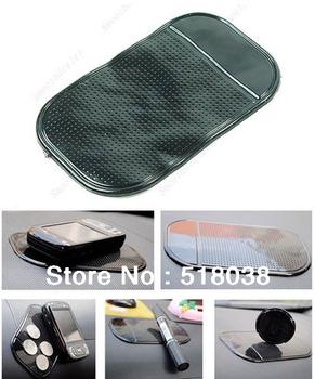 Free Shipping 10pcs/lot Car Anti Slip Non Slip Dashboard Sticky Pad Mat Holder For Phone MP3 MP4