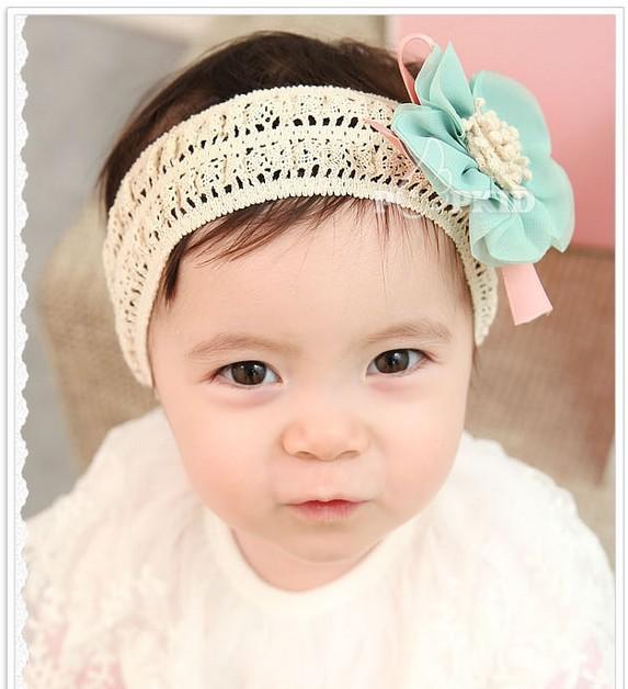 Фото Детский аксессуар для волос baby 5pcs аксессуар