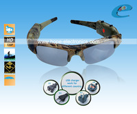 Cheapest Digital Sport  Camera video Sunglasses HD 720P Camera wholesale