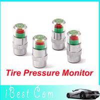 Drop Shipping High quality Tire valve stem cap Car Auto Pressure Monitor Valve Stem Caps Indicator 2.4 wholesale children toys