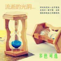 Gift time hourglass birthday gift exquisite bamboo hourglass gift