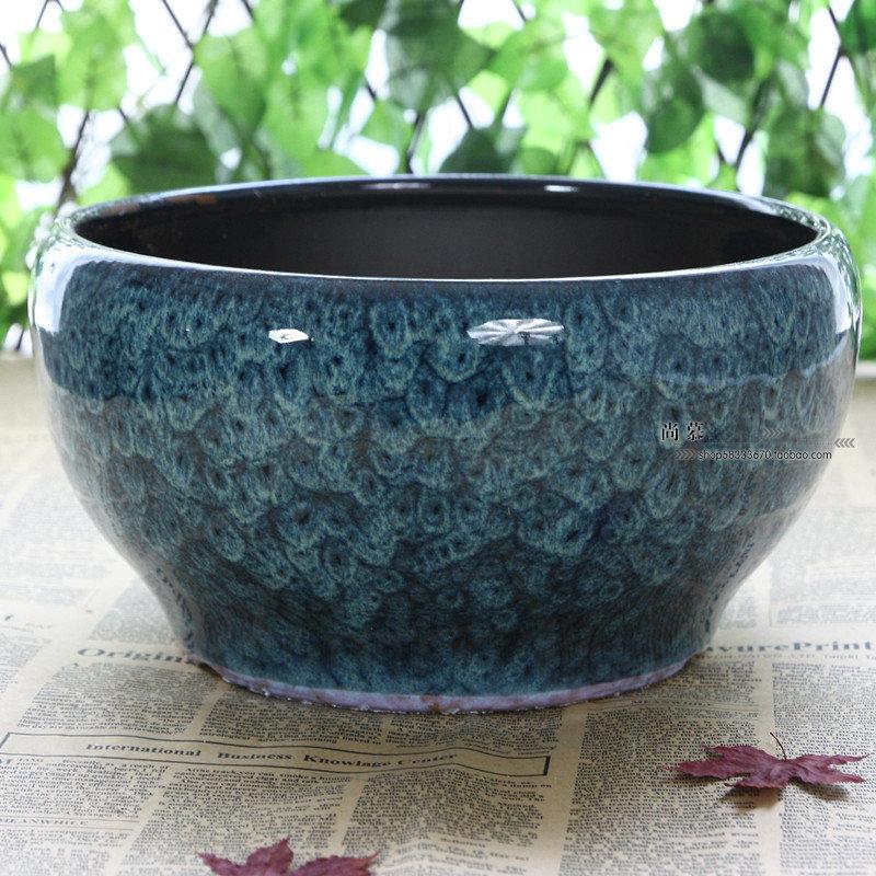 shop popular extra large ceramic pots from china aliexpress