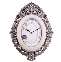 Wall clock resin wall clock fashion wall clock super mute clock quality wall clock child watch