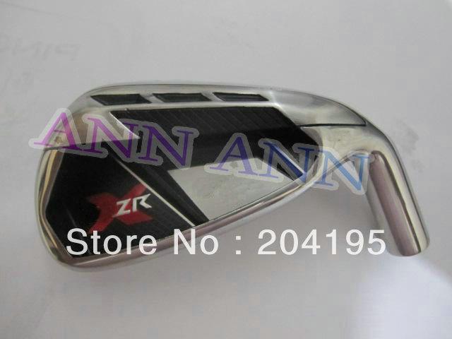 1 Set RAZR X Golf Irons (3-9,P,S) with Steel Shaft R/S Flex Free Headcover freeshipping(China (Mainland))