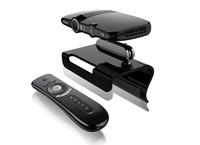 Google IPTV Android Smart TV Box Webcam Mini PC HDMI Internet Skype Camera Media with 2.4GHz Wireless Remote Controller
