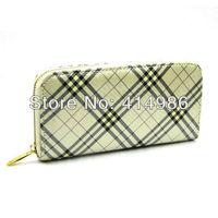 HOT  Free shipping all-match classics ladies' wallet women long design wallets purse brand 131148