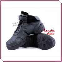 Sansha dance shoes jazz shoes b52 genuine leather dance shoes modern dance shoes