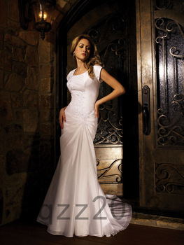 Fashion Wedding Dresses Bridal Gown Bridesmaid Dress Custom Size QZ-2583