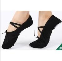 Practice shoes adult child dance shoes soft sole shoes ballet shoes cat shoes