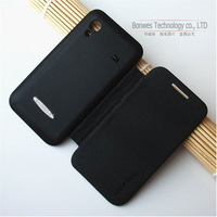 Cell phone case For Samsung Galaxy Ace S5830 flip leather cover battery housing back case,with original retail package