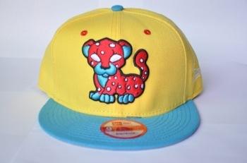 New! Free Shipping Fashion Cartoon Tiger Baseball Caps 5 Panel Camp Cap Snapback Hats Mens H-118