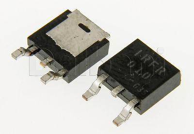 (5pcs) IRFR010 Original New Samsung N Channel Power MOSFET Transistors IRFR010(China (Mainland))