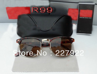 New womens mens size 48mm sunglasses