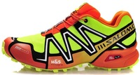 Free Shipping New Arrived Salomon Shoes Men Athletic Shoes Running shoes Free Shipping size eu 40-45