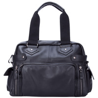 Male shoulder bag messenger bag casual bag handbag vintage genuine leather male bags