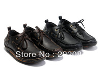 cheap Genuine Leather Mens sailing boat Shoes brands,Driving Moccasins casual shoes,gommini loafer flats,discount,free drop