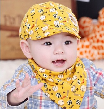 Princess child cap baby hat baseball cap cartoon style male cap