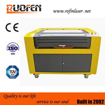 Higher Precision die-board laser cutting machine
