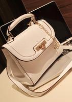 Vintage 2012 preppy style handbag cross-body women's handbag bag x986