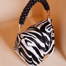 popular zebra messenger bag