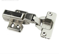 10pcs damping hinge stainless steel dampers, hydraulic buffering hinge, all cover, in the bend / half cover, no cover door hinge
