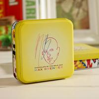 Max brenner yellow Rectangel  Lovely Box