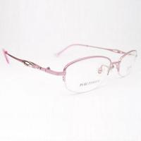 Bonnie glasses eye frame titanium fashion comfortable Women optical high quality frame 9636 for myopia prescription lens