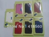 Galaxy S4 mini Flip Case ,battey Case For Samsung Galaxy S4 mini i9190 by DHL shipping