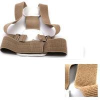 Shoulder Support Belt Flexible Posture Back Belt Correct Rectify Posture  ,under 120cm children
