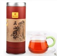 Free shipping Chinese Top Class Lapsang Souchong, Super Wuyi Black Tea, Organic tea Warm  4*50g